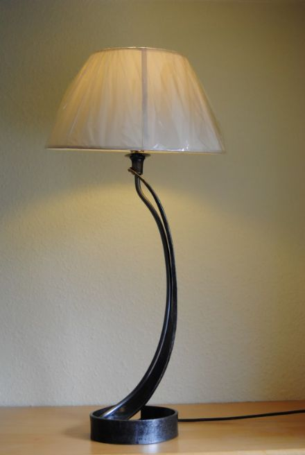 Belltrees Forge  table lamp Ribbon